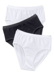 3 Pack Stretch Cotton Panties