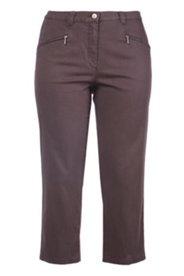 Mony Stretch Capri Pants
