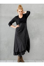 Eco Cotton Multi Layer Dress