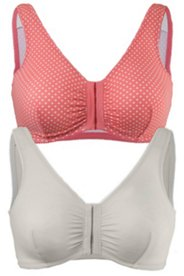 Two Pack - Comfort Bra