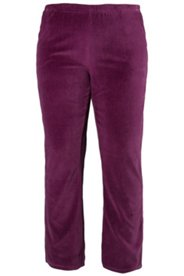 Casual Velour Pants