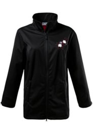 Floral Embroidered Soft Shell Jacket