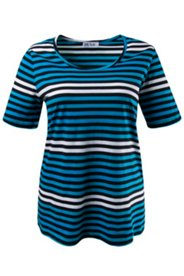 3 Color Stripe Tee
