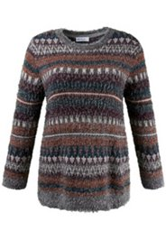 All Over Pattern Sweater