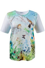 Graphic Grommet Bird Tee