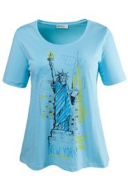 Statue of Liberty Stamp Tee