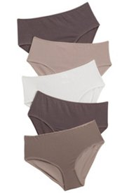 5 Pack of Panties - Perfect Neutrals