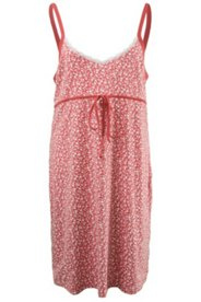 Floral Print Babydoll Nightgown