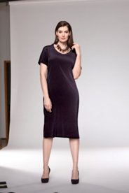 Elegant Viscose Dress