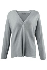 Cross Over V-Neck Sweater