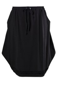 Eco Cotton Drawstring Skirt