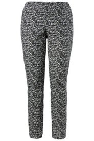 Tweed Print Jeggings
