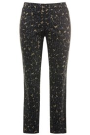 Leopard Print Jeggings