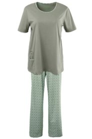 Clover Leaf Pajama Set