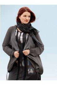 Tie Hem Knit Jacket