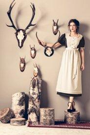 Traditional Dirndl Dress