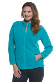 Easy Zip Fleece Jacket