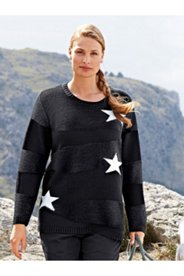 Star Glitter Sweater