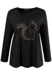 Grommet Squirrel Design Tee