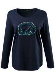 Jewel & Stitch Polar Bear Tee