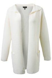 Elegant Winter White Cardigan Sweater