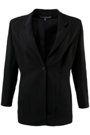 Crepe Dress Blazer