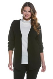 Open Front Cardigan Sweater