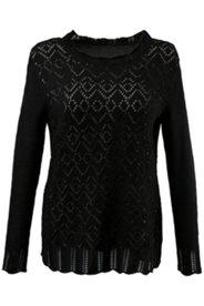 Scallop Edge Sweater