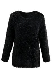 Highlight Sequin Sweater