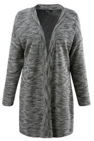 Long Open Front Sweater Cardigan