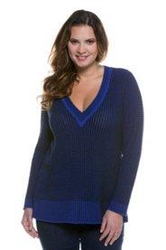 V-Neck Layer Sweater