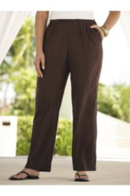 Tropi-cool Cotton Gauze Pants