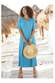 Ul-la-timate Knit Tee Shirt Dress