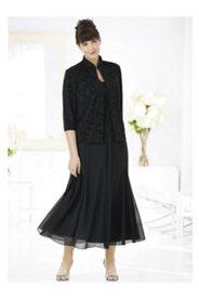 Perfect Delight Sparkle Jacket Dress Set