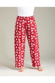 Happy Naps Knit Print Pajama Pants
