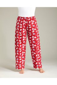 Happy Naps Knit Print Pajama Pants
