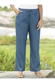 Whisper-light Denim Pants