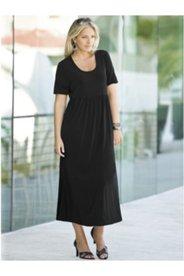 Matte Jersey Empire Dress