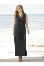 Jessie Sleeveless Knit Maxi Tank Dress