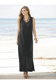Jessie Sleeveless Knit Maxi Tank Dress