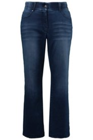 Whisker Accent Jeans