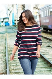 Classic Stripe Sweater