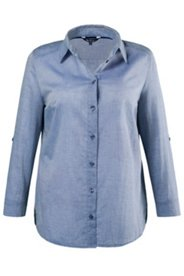 Chambray Look Shirt
