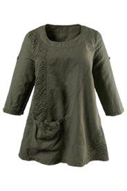 Leinen-Shirt