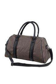 Vielseitige Tasche mit weichen Griffen und Schulterriemen