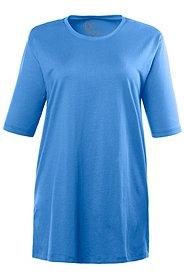 T-Shirt, Rundhals, Relaxed, Öko-Tex 100, reine Baumwolle