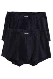 Ulla Popken Unterhose, Pants, 2er Pack, CECEBA, Jersey, Baumwolle - Große Größen