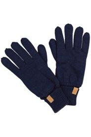 Ulla Popken Handschuhe, Fleecefutter, JP1880-Logo - Große Größen