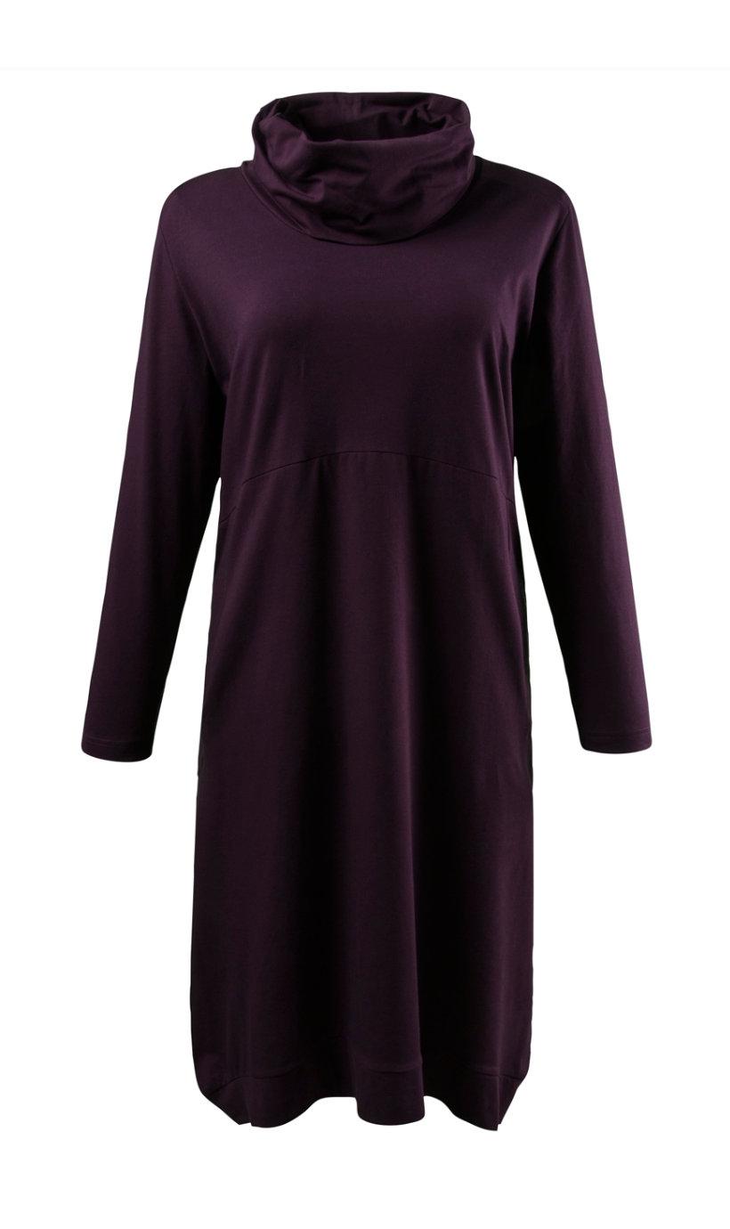 Ulla Popken jurk knalrood