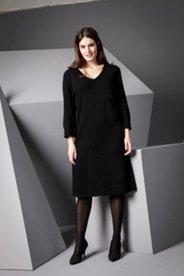 Ulla Popken Kleid mit Taillengürtel - Große Größen